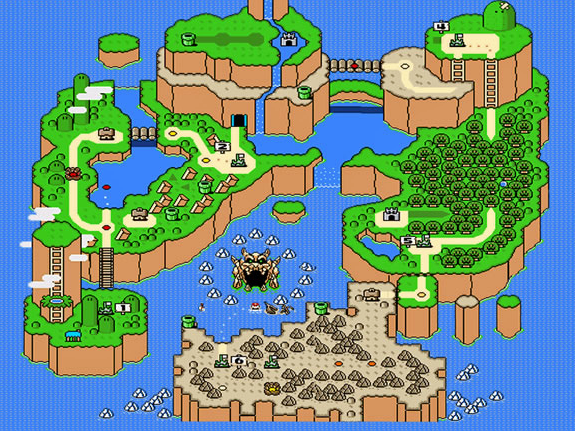 Datei:Super Mario World Map.png