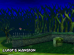 MKDS Screenshot Luigi's Mansion.png
