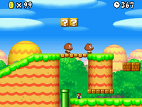 NSMB Screenshot Welt 1-4.png