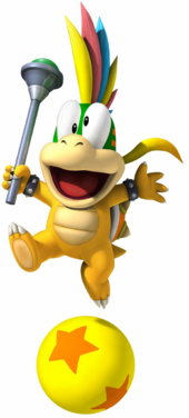 NSMBW Artwork Lemmy Koopa.png