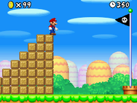 NSMB Screenshot Welt 1-1.png