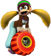 DKRDS Artwork Tiny Kong.png