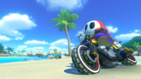 MK8 Screenshot Cheep Cheep-Strand.png