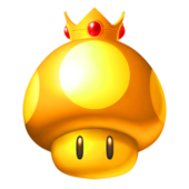 MKW Artwork Goldener Turbo-Pilz.png