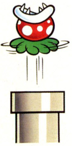 SMW Artwork Springende Piranha-Pflanze.png
